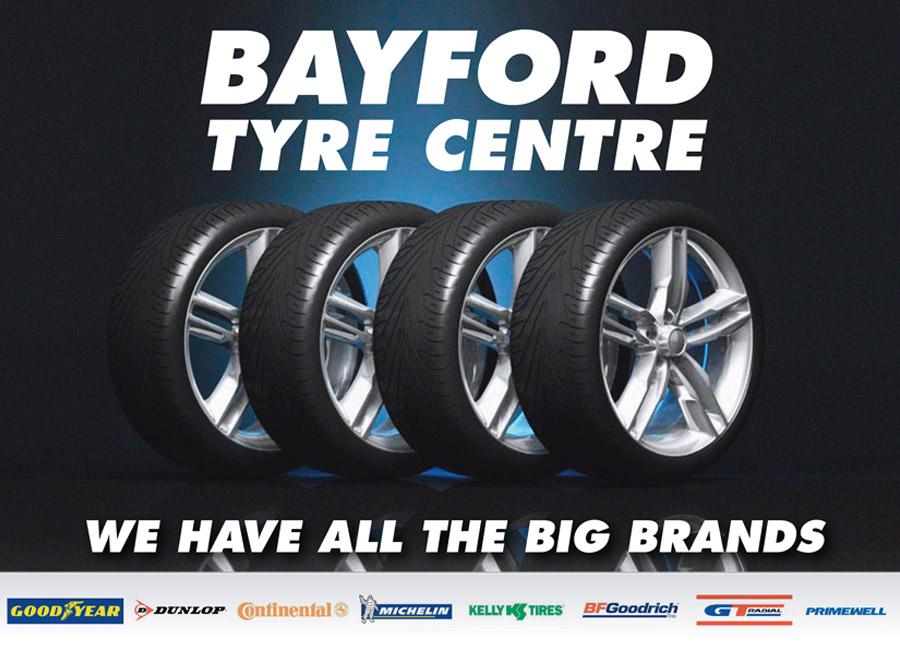 Bayford Tyres Bayford