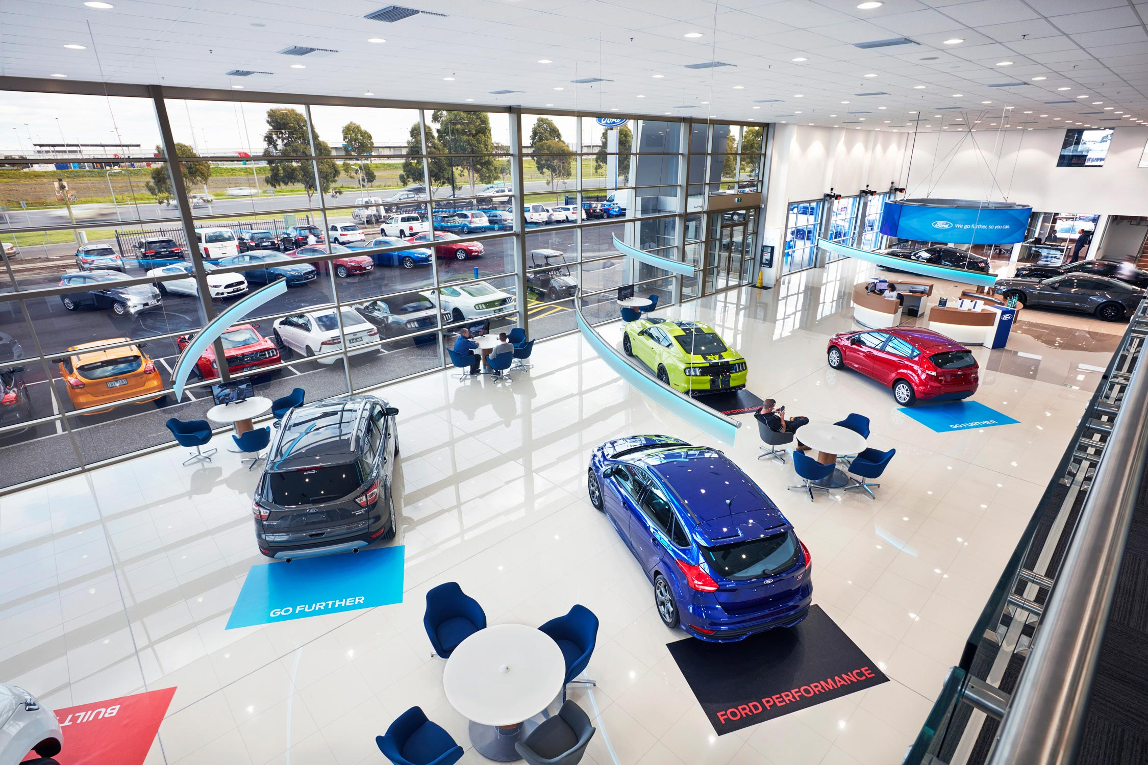 New Epping Dealership Bayford