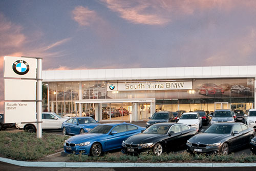 Bayford BMW Oakleigh (Used Cars)