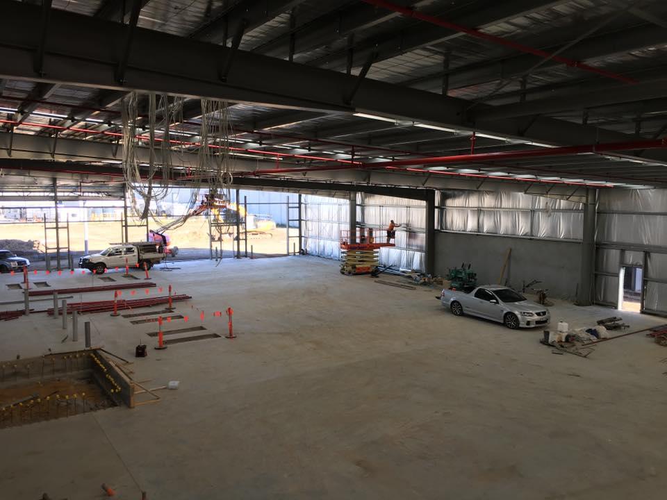 New Epping Dealership Bayford